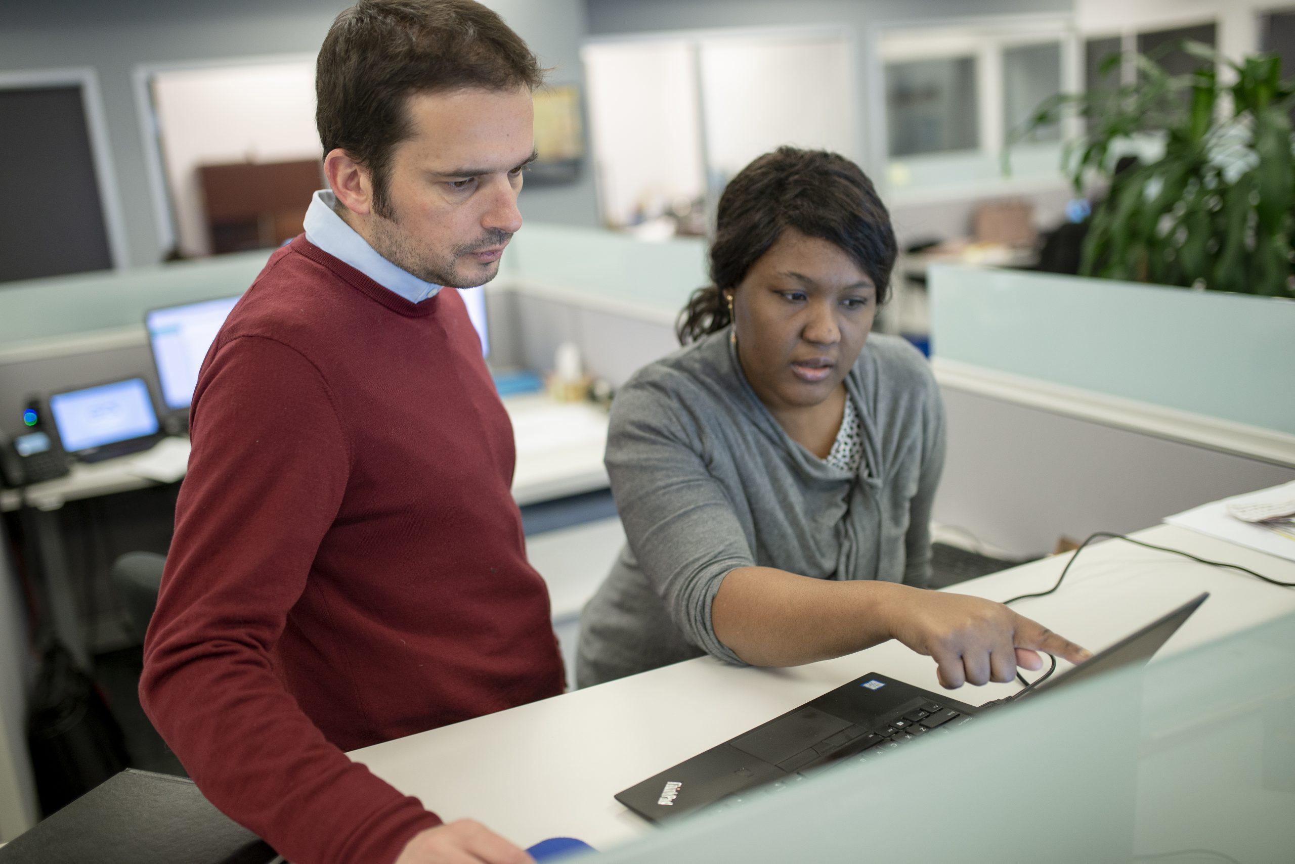 CPCS management consultant solving tough infrastructure challenge