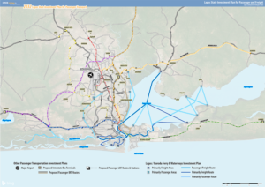 lagos urban transport infrastructure